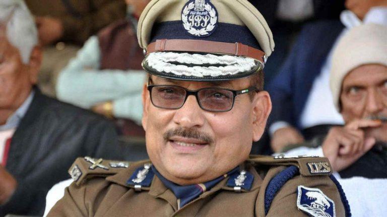 बिहारचे डीजीपी गुप्तेश्वर पांडे यांनी घेतली स्वेच्छानिवृत्ती, आगामी निवडणूक लढवण्याची चर्चा