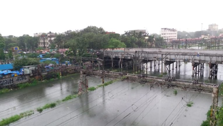 waterlogging in mumbai