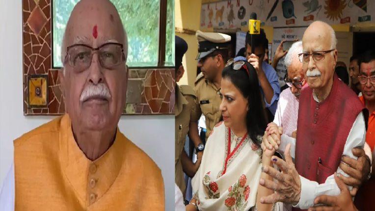 """LK Advani said """"Jai Jai Ram"""" on Babri's decision,"""