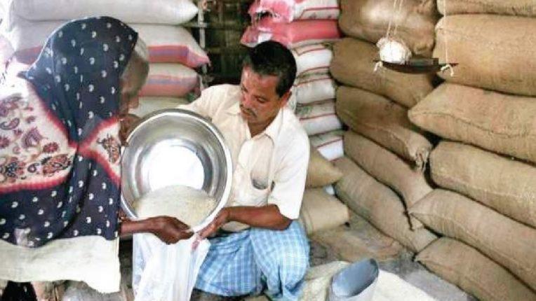 मध्यप्रदेशातील स्वस्त धान्य दुकानात निकृष्ट तांदूळ
