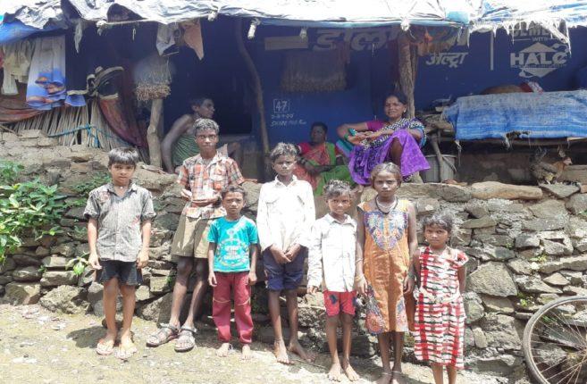 कोरोना महामारी पासून आदीवासी समाज का सुरक्षित?, शासनाने त्याना काय सुविधा पुरवल्या