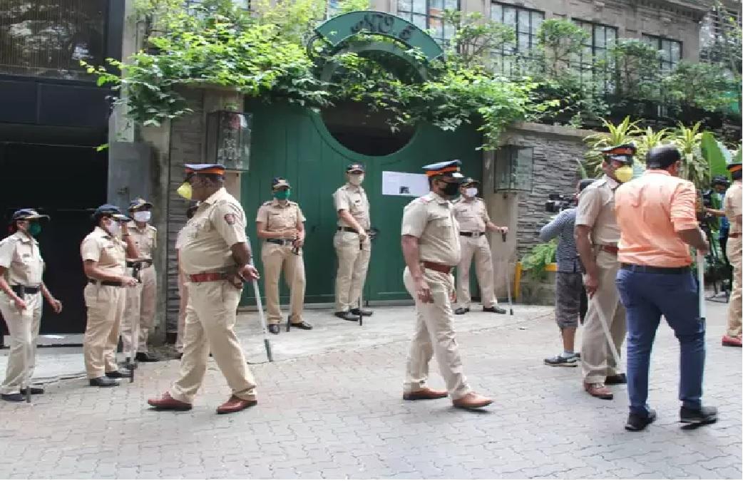 kanagana ranaut police protection