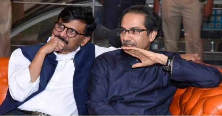 sanjay raut-shevsena leader uddhav thackeray