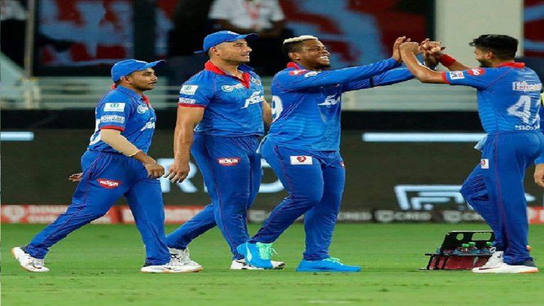 दिल्लीची चेन्नईवर ४४ धावांनी मात, चेन्नईचा सलग दुसरा पराभव