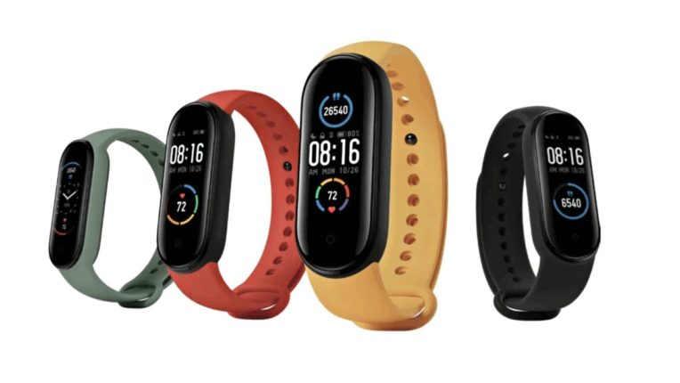 mi band 5 will be launched in the indian market on september 29 2020 4 color options will be available