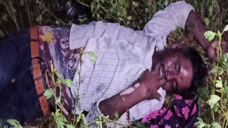 The body of a youth was found in Ranwadi Shivara in Wardha district