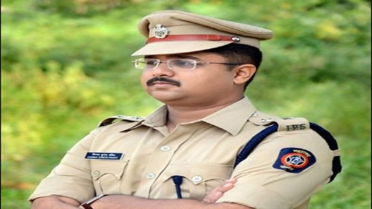 Police officer Chinmay Pandit