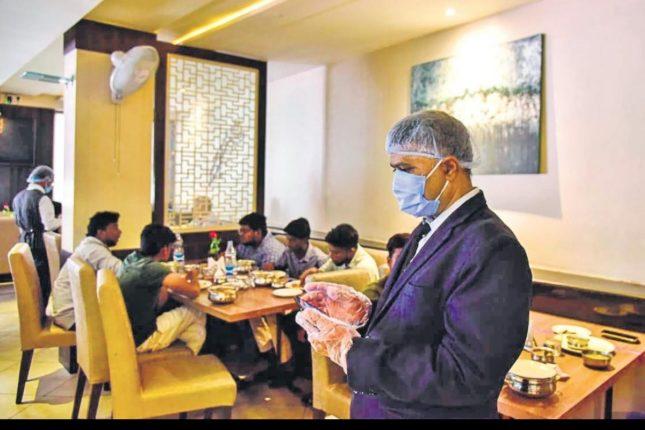 रेस्टॉरंट सुरु करण्यासाठी मार्गदर्शक तत्त्वे अंतिम झाल्यावर पुढील निर्णय- मुख्यमंत्री उद्धव ठाकरे