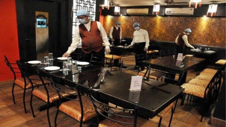 restaurant reopen