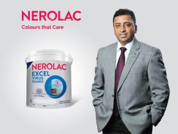 Kansai Nerolac Introduces Indias First AntiViral Paint Excel Virus Guard