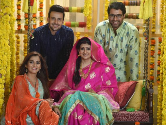 Zee TV changed the mother-in-law relationship with Hamari Wali Good News