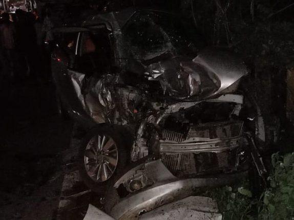 सोमवार ठरला 'अपघातवार' ; एकाच रात्री तीन अपघात ८ जणांचा मृत्यू