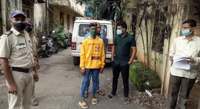 arrest in kalyan