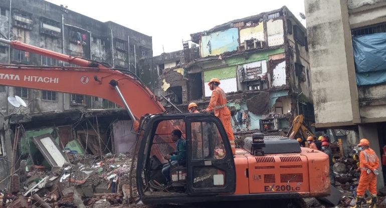 bhivandi building collapsed