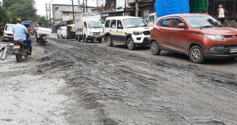 bhivandi parol highway