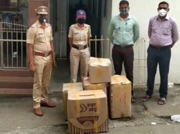 bhivandi police