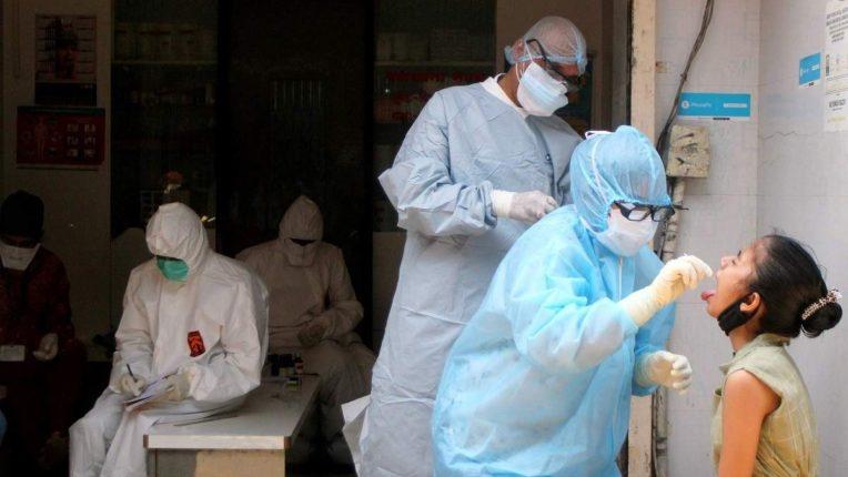 देशातील कोरोना रुग्णांची एकूण संख्या ४० लाखांवर; १३ दिवसांत १० लाख नवे रुग्ण