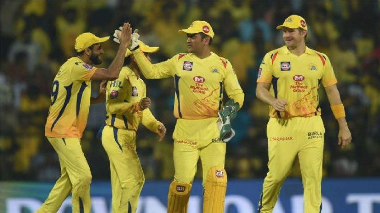 चेन्नई सुपरकिंग्ज संघाचा मुंबई इंडियन्सवर दणदणीत विजय