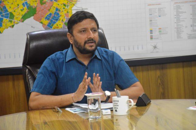 अधिकारी कर्मचाऱ्यांचे मनोबल खच्चीकरण करणारे वक्तव्य करू नये : पालिका आयुक्तांचे आवाहन