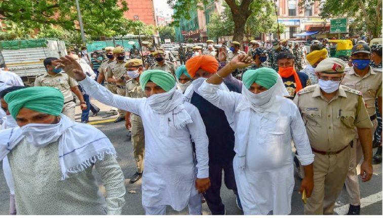 शेतकरी संघटनांचे आज देशव्यापी आंदोलन, 'भारत बंद'चा नारा