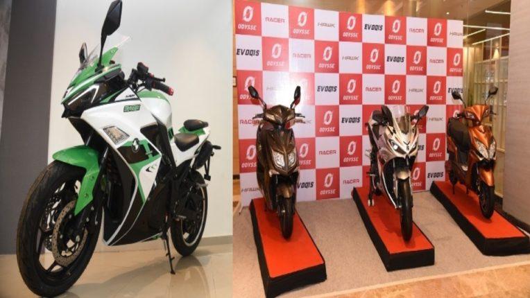 ओडिसी इलेक्ट्रिक व्हेइकल्सची नवीन डिलरशीप मुलुंड, मुंबई येथे सुरू