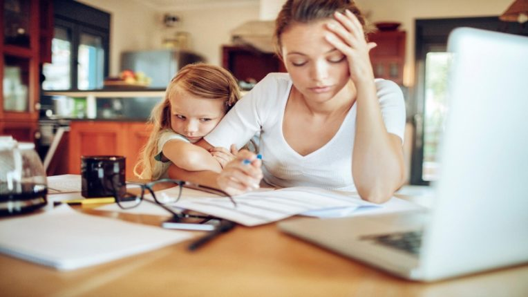 Work from home has exacerbated the problem of stress among half of working women in India