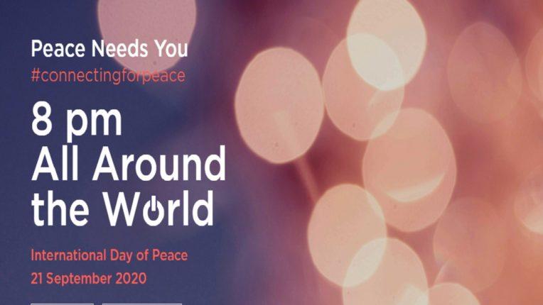 आंतरराष्ट्रीयशांतीदिवसाच्या निमित्ताने २१ सप्टेंबरला होणार'शांतीचाउत्सव'