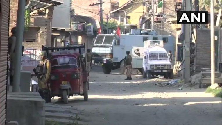 जम्मू-काश्मीरमध्ये सुरक्षा दलाकडून ३ दहशतवाद्यांचा खात्मा