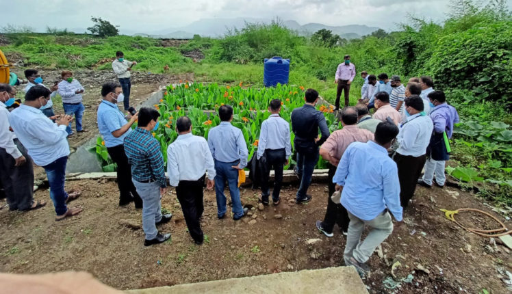 karjat dumping ground visit