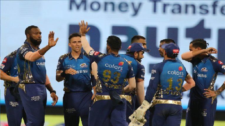 मुंबई इंडियन्सची कोलकाता नाईट रायडर्सवर ४९ धावांनी मात