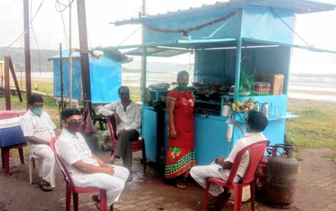 murud beach shop