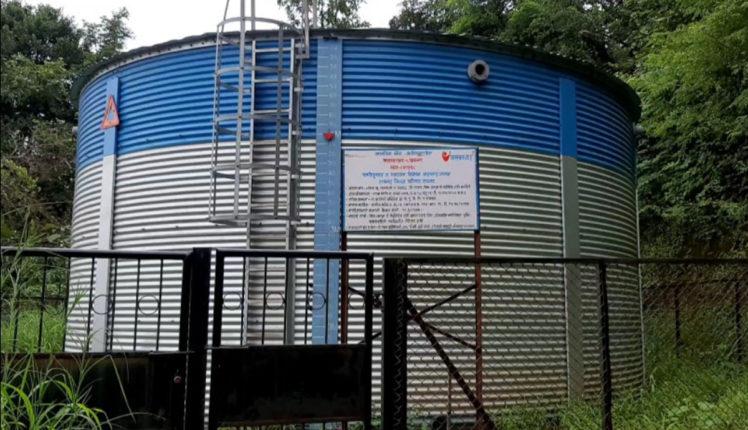poladpur water tank