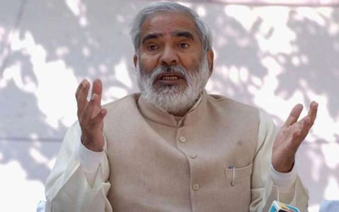 माजी केंद्रीय मंत्री रघुवंश प्रसाद सिंह यांचे निधन