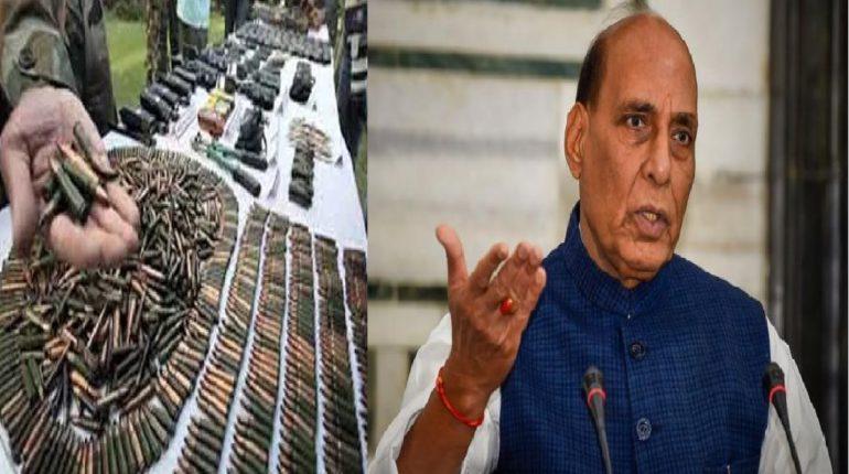 भारतीय लष्कराला निकृष्ट शस्त्रांचा पुरवठा ; तब्बल ९६० कोटी रुपयांचे नुकसान