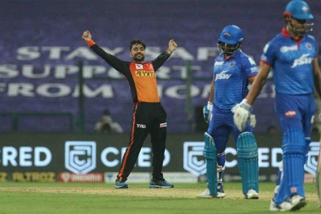 IPL 2020 :   हैद्राबाद संघाने विजयाचे खाते उघडले