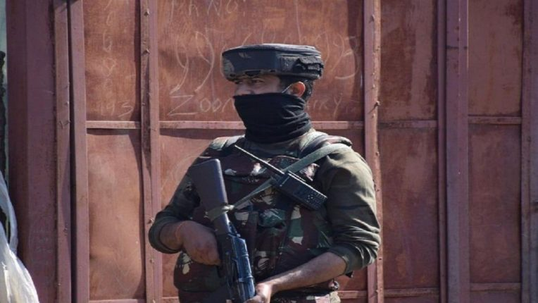 Terrorist attack in Jammu and Kashmir soldier naresh umrao badole martyr of Maharashtra