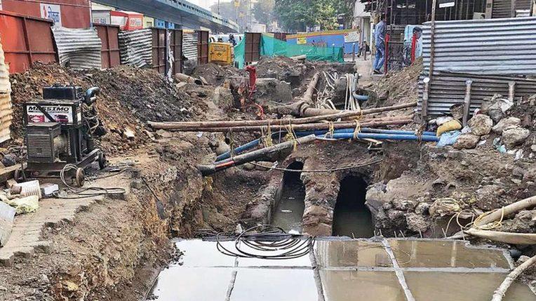 Tomorrow and day after tomorrow Parel Naigaon area has no water supply from bmc