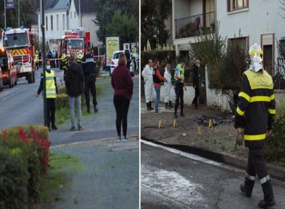 France airplane crash