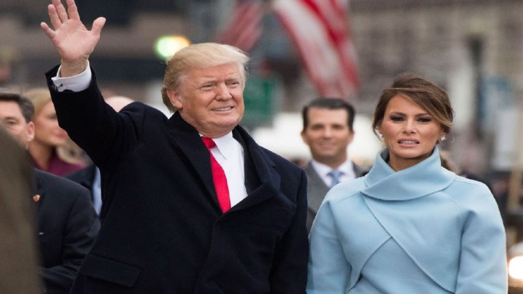 donald trump and melania infected with corona