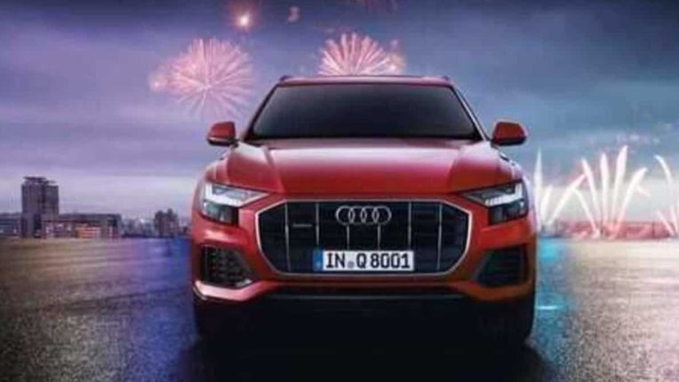 audi q8 celebration edition launched in india