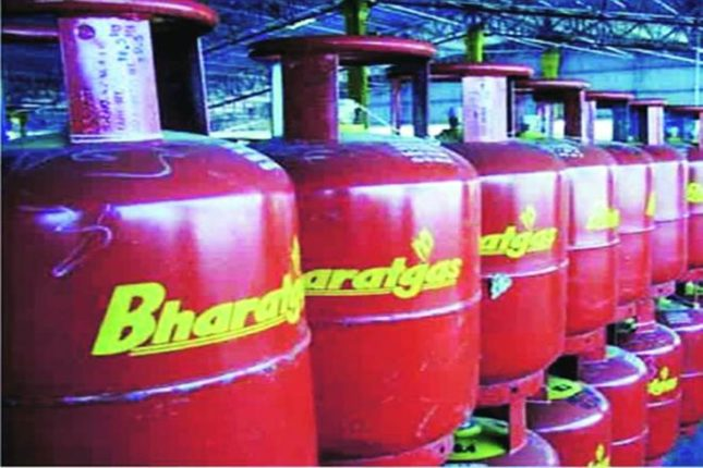 Find out the new rates for LPG Cooking Gas Cylinders for the month of October