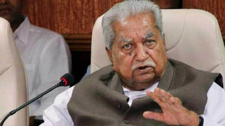 गुजरातचे माजी मुख्यमंत्री केशुभाई पटेल यांचं निधन