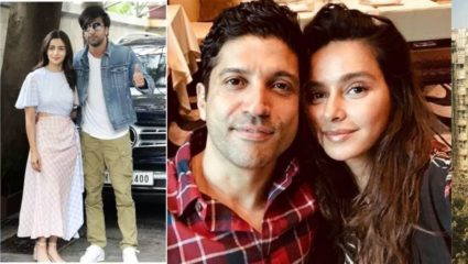 Bollywood couples in lockdown