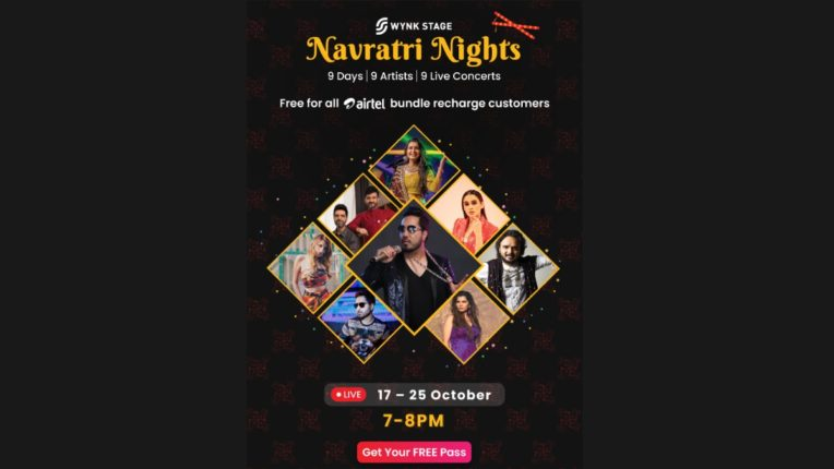 Wink Music announces first ever Navratri Nights online concerts