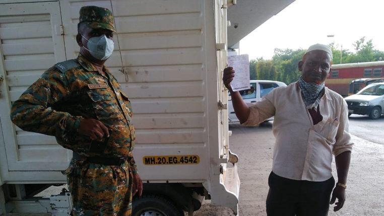 aurangabad fine for not wearing masks