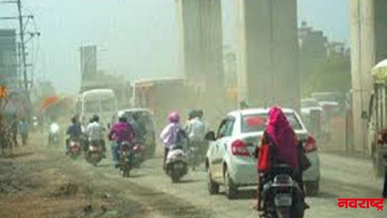 pollution in nagpur