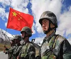 कडाक्याच्या थंडीत चिनी जवानाचा मृत्यू ; लडाखमध्ये ड्रॅगनला झटका