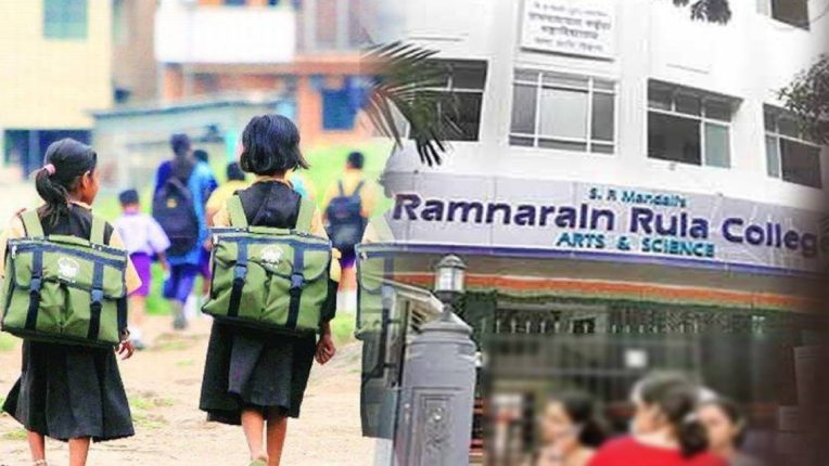 central government gives permission to schools and colleges from october 15 2020