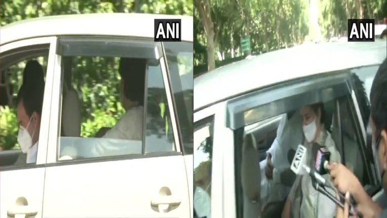 hathras scandal priyanka gandhi leaves for hathras security increased on all border and dnd