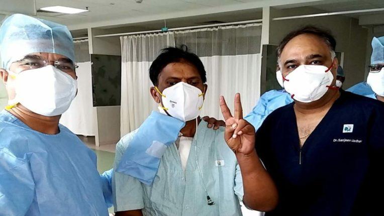 25th Organ Donation in Mumbai Dadasaheb 56 got a new heart